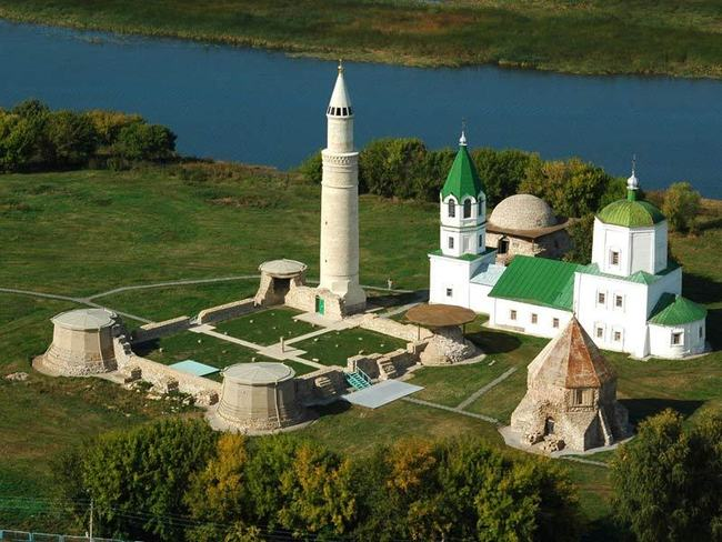 An excursion to the ancient city of Bulgar Russia Kazan Tour 2