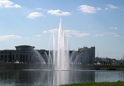 Lake Kaban Russia Kazan Tour  (3)