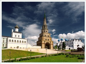 Walking tour of the Kazan Kremlin (1)